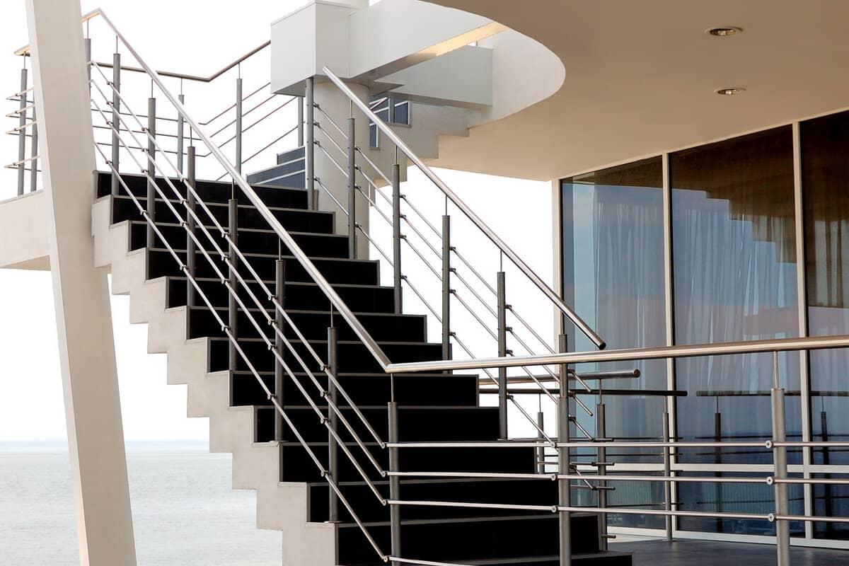 Escaleras De Acero Inoxidable A Medida En Bilbao vizcaya