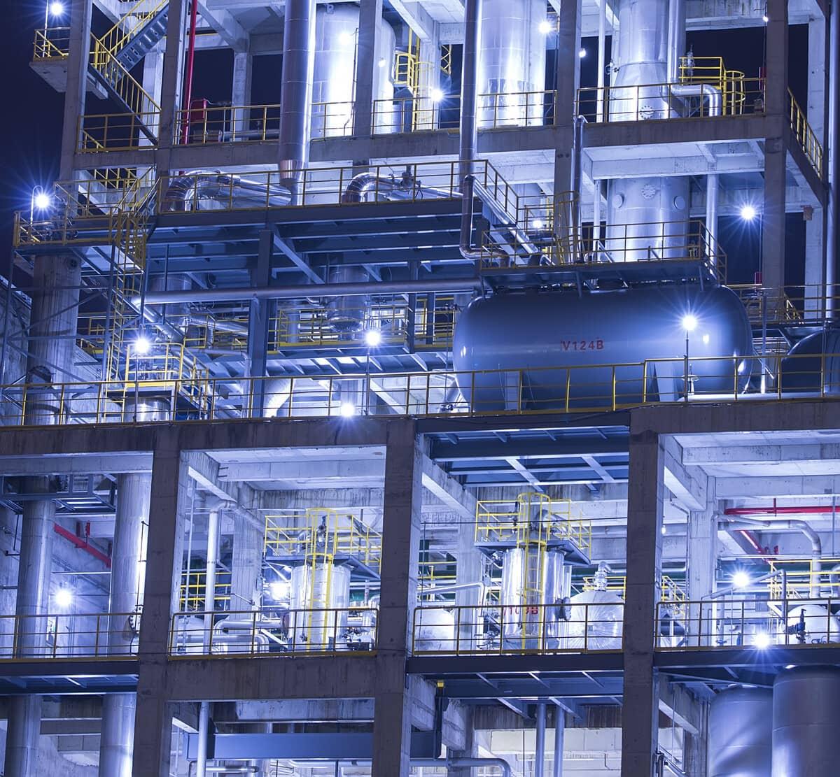 En este momento estás viendo Calderería industrial en Cantabria